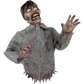 Morris Costumes Bump and Go Zombie