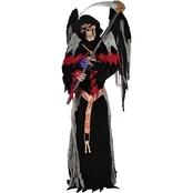Morris Costumes Winged Reaper Ultimate Animated Prop
