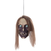 Morris Costumes Undead Cathy Hanging Head