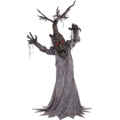 Morris Costumes Haunted Tree Deadwood 72 in.