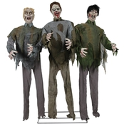 Morris Costumes Zombie Horde Animated Prop