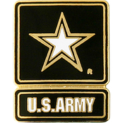 Mitchell Proffitt U.S. Army Star Lapel Pin