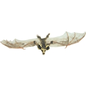 Morris Costumes Small Bat with Skull Head