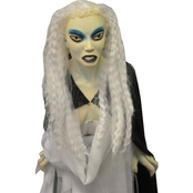 Morris Costumes Floating Witch White 24 in.