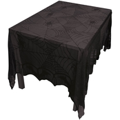 Morris Costumes Lace Decor Tablecloth 48 x 96 in.