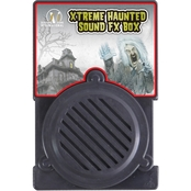 Morris Costumes Xtreme Haunted Sound FX Box