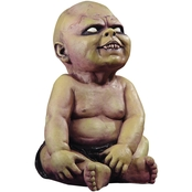 Morris Costumes 16 in. Zombie Baby Decor