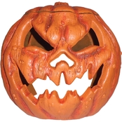 Morris Costumes 17 in. Tall Pumpkin Rotting
