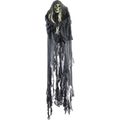 Forum Novelties Hanging Skull Bound 6 ft.