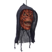 Forum Novelties Pumpkin Reaper Poly Foam Head