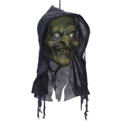 Forum Novelties Witch Poly Foam Head