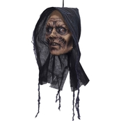 Forum Novelties Zombie Poly Foam Head