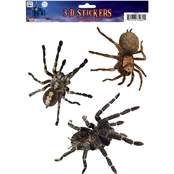 Forum Novelties Spider 3 D Cling