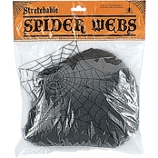 Forum Novelties Black Spider Webbing
