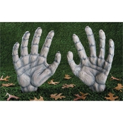 Forum Novelties Zombie Hand Stakes