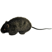 Forum Novelties 6 in. Furry Rat Prop