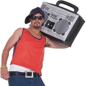 Forum Novelties Inflatable Boom Box Prop