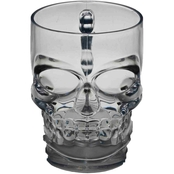 Forum Novelties 12 oz. Skull Mug
