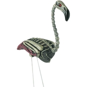 Forum Novelties Flamingo Zombie Decoration