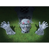 Forum Novelties Zombie Ground Breaker Decoration