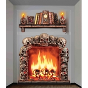 Forum Novelties Haunted Wall Decor Set