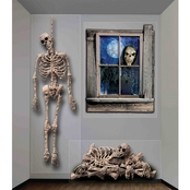 Forum Novelties Ghastly Wall Decor Set