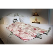 Forum Novelties Skeleton Death Bed Set