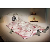Forum Novelties Zombie Death Bed Set