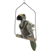 Forum Novelties Haunted Parrot Prop