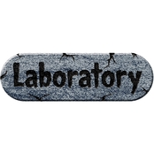 Forum Novelties Laboratory Foam Plaque
