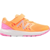 New Balance Preschool Girls Synthetic/Mesh PXURGPM Running Shoes