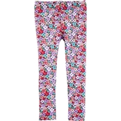 Carter's Toddler Girls Mini Multi Floral Leggings