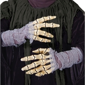 Morris Costumes Bony Character Hands with Gauze