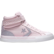 Converse Little Girls Pro Blaze Hi Sneakers