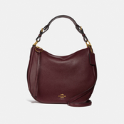COACH Sutton Pebble Leather Hobo