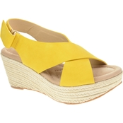CL By Laundry Dream Too Wedge Sandals