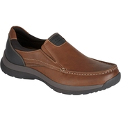 Dockers Tan Ramsey Casual Slip On Shoes