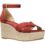 Michael Kors Desiree Wedge Sandals