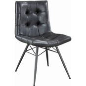 Coaster Black Dining Side Chair 4PK