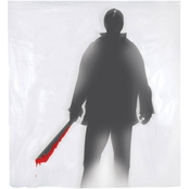 Sunstar Machete Killer Shower Curtain