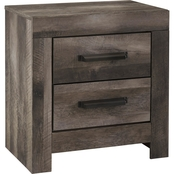 Wynnlow 2 Drawer Night Stand