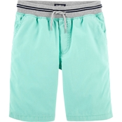 OshKosh B'gosh Little Boys Rib Waistband Shorts