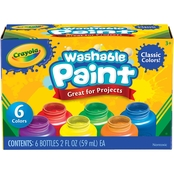 Crayola Kids Washable Paint