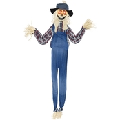 Sunstar Animated Standing Scarecrow