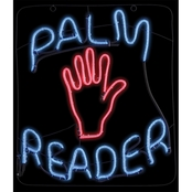 Gemmy Light Glo Palm Reader