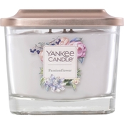 Yankee Candle Elevation Passionflower Medium 3-Wick Square Jar Candle