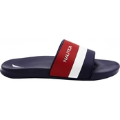 Nautica Men's Filton Slide Sandals