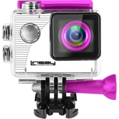 Linsay Funny Kids Pink Action Camera HD Video and Photos