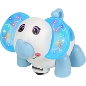 Linsay Baby Elephant Smart Toy LED Light