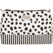 Stella & Max Dalmatian Top Zip Cosmetics Case